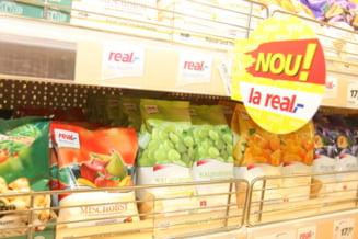 In criza, hipermarketurile fac bani din brandurile proprii
