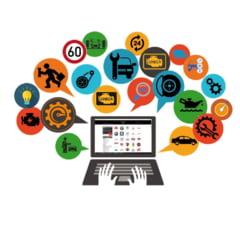 In industria auto tendinta de a te muta in online vine natural in zilele noastre