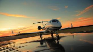 In jurul lumii, cu un avion privat. Te incumeti?