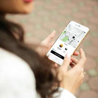 In lupta Uber versus taximetristi, solutia ar putea veni de la Bruxelles