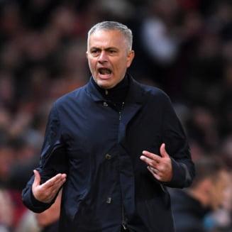 In minutul 10, Jose Mourinho era ca si demis de la Manchester United, echipa fiind condusa cu 2-0. Ultimele 20 de minute i-au salvat postul (Video)