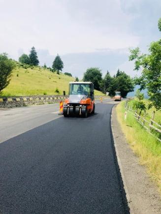 In plin sezon estival, se impun restrictii de trafic intre Predeal si Rasnov