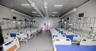 In plina criza a paturilor de terapie intensiva, spitalul de la Letcani nu poate primi pacienti bolnavi de COVID-19 mai repede de o luna