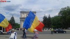 In plina criza separatista, presa din Spania da exemplul dorintei de unire a Romaniei si R. Moldova