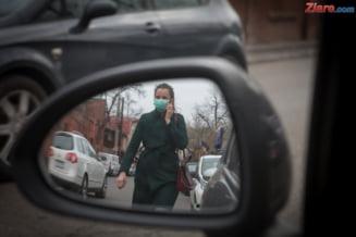 In plina pandemie, un tanar a iesit cu masina pe strada, a facut live pe Facebook si le-a cerut prietenilor sa iasa din case