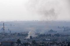 In pofida angajamentului Turciei de a incheia ofensiva - Conflictul din nordul Siriei continua