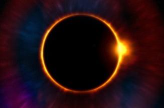 In premiera mondiala, eclipsa totala de Soare de luni va fi transmisa prin streaming live, cu ajutorul unor baloane