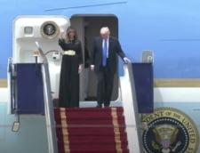In primul turneu international, Trump a semnat cel mai mare acord de livrare de armament din istoria SUA