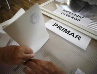 In sectia de vot ne dam jos masca de doua ori cate 3 secunde
