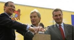 In sfarsit! Cu sapte luni intarziere, Gazoductul Iasi-Ungheni va fi inaugurat miercuri, cu ocazia Zilei Independentei Republicii Moldova