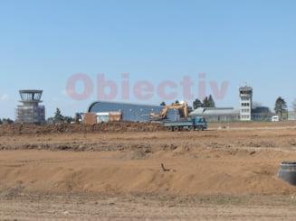 In trei luni, constructorii de la Aeroport trebuie sa realizeze cat n-au facut intr-un an si opt luni de santier
