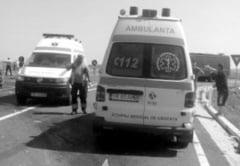 In weekend, un teleormanean a fost gasit inecat si alti trei pacienti au fost transportati cu elicopterul SMURD