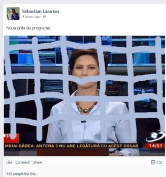 Inadecvarea d-lui Lazaroiu (Opinii)