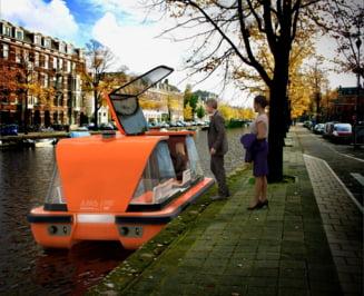 Inainte de masini fara sofer, am putea avea barci autonome. Orasul in care sunt testate chiar acum