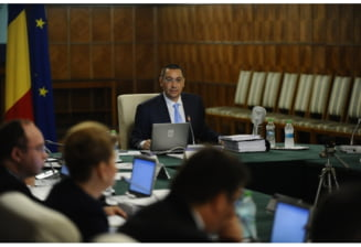 Inainte sa plece in concediu, Ponta si-a marit salariul: Nu voiam sa para ca ma razbun pe Iohannis (Video)