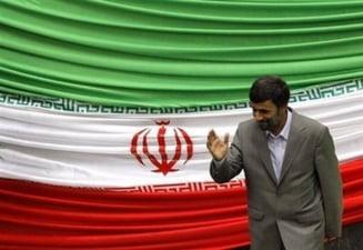 Inalt diplomat roman, prezent la ceremonia de investire a lui Ahmadinejad