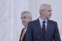 Inalta Curte a trimis la CCR legea care-i scapa de dosare si condamnari pe Dragnea si Tariceanu