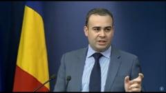Inalta Curte admite probele solicitate de Darius Valcov: Va fi audiat Vasile Blaga si se va viziona marturisirea de la DNA