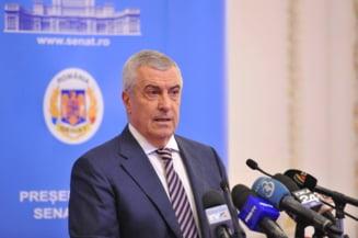 Inalta Curte continua miercuri audierile de martori din dosarul lui Tariceanu