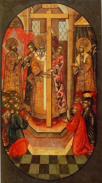 Inaltarea Sfintei Cruci - datini si obiceiuri stravechi