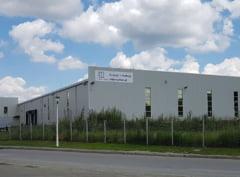 Inaugurare importanta la Medias - Dressel+Hoefner International SRL lanseaza noul sediu