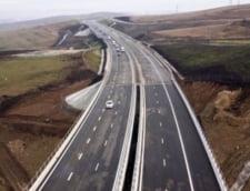 Inaugurare mai lunga decat drumul - o ora de spectacole pentru 70 km de autostrada