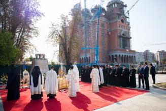 Inca 10 milioane de lei pentru Catedrala Mantuirii Neamului, de data asta de la Primaria Sectorului 1