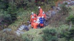 Inca 12 morti gasiti pe vulcanul ucigas din Japonia