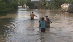 Inca 7 milioane de lei de la Guvern pentru pagubele produse de inundatii in Olt