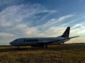 Inca o aeronava TAROM s-a defectat. 120 de oameni sunt blocati de peste 12 ore pe aeroportul din Amsterdam