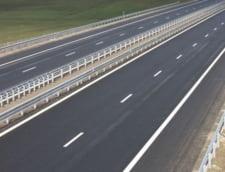Inca o bucata din autostrada Nadlac-Arad, finalizata - cand putem circula pe ea