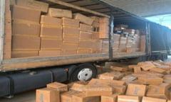 Inca o captura de proportii in Vama Giurgiu: parfumuri de 2,5 milioane euro (VIDEO)