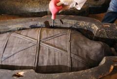 Inca o descoperire facuta in Egipt: Mumii in stare perfecta, vechi de 3.500, chiar 4.000 de ani (Galerie foto)