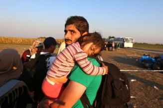 Inca o drama in Mediterana: O fetita siriana de cinci ani a murit inecata