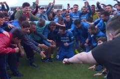 Inca o echipa din Ilfov in Liga 1: Clinceniul a promovat dupa o victorie dramatica