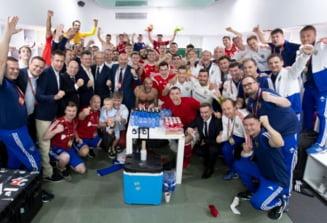 Inca o echipa nationala a obtinut calificarea la EURO 2020