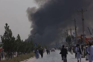 Inca o explozie la Kabul: 5 morti intr-un atentat sinucigas in apropierea cartierului general al NATO UPDATE