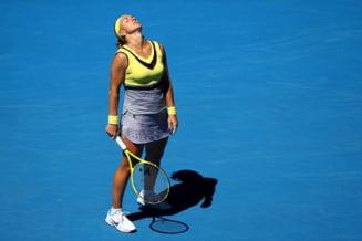 Inca o jucatoare din top 10 WTA a parasit Australian Open