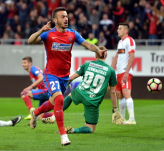 Inca o lovitura financiara pentru Becali: FCSB vinde un mijlocas la echipa lui Sumudica