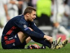 Inca o lovitura primita de Bayern Munchen dupa meciul cu Real Madrid
