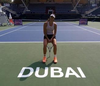 Inca o mare surpriza la Dubai: Sansa uriasa pentru Simona Halep