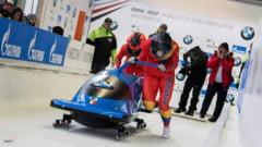 Inca o medalie pretioasa pentru Romania la bob, in cadrul Campionatelor Europene
