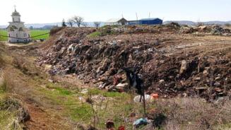 Inca o primarie sanctionata de Garda de Mediu pentru depozitarea ilegala a gunoiului. Pe langa amenda de 50 de mii de lei, autoritatile locale sunt obligate sa faca curat