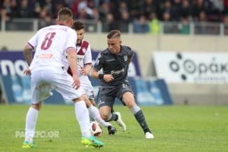 Inca o sansa ratata de Razvan Lucescu in lupta la titlu din Grecia cu PAOK Salonic