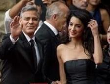 Inca o stire inventata despre George Clooney - actorul ia pozitie