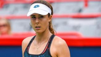 Inca o surpriza la turneul WTA de la Berlin