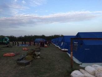 Inca o tabara de refugiati in Romania: Cati imigranti poate gazdui