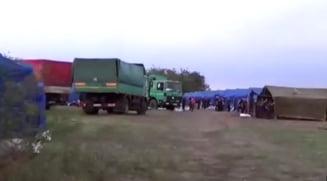 Inca o tabara pentru refugiati in Romania, la granita cu Serbia - cum explica Oprea