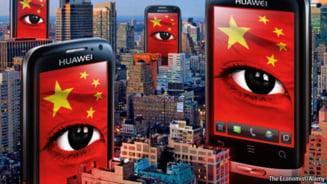 Inca o tara acuza Huawei ca spioneaza pentru China si interzice importurile