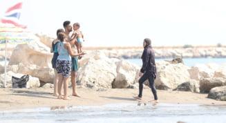 Inca o victorie pentru femeile musulmane: Interzicerea burkini, suspendata si la Cannes